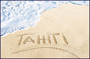 Photo of Tahiti