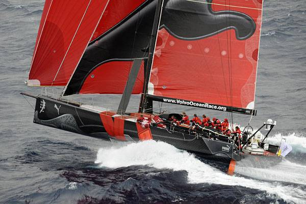 Photo of Volvo Ocean Race 2011-2012