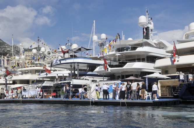 Photo of Monaco Yacht Show | 1.gün