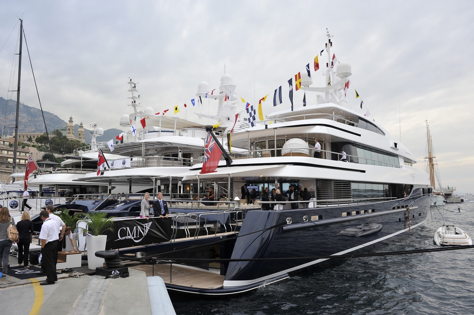 Photo of Monaco Yacht Show | 3.gün