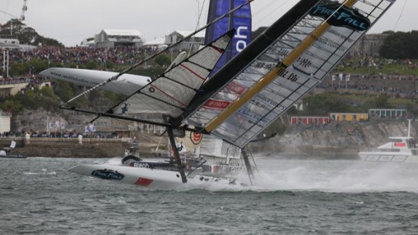 Photo of America's Cup : Plymouth
