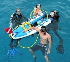 Photo of SNUBA = Snorkel Yapmak + Dalış Yapmak
