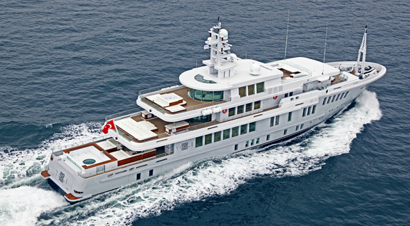 Photo of M/Y Yogi – 60 Metrelik İhtişam
