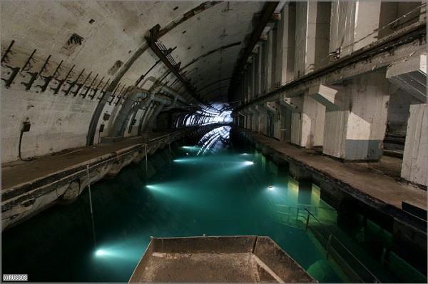 Photo of Balaklava: Eski Rus Nükleer Denizaltı Üssü