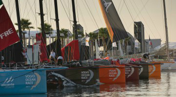Photo of Volvo Ocean Race 29 Ekim'de Başlıyor