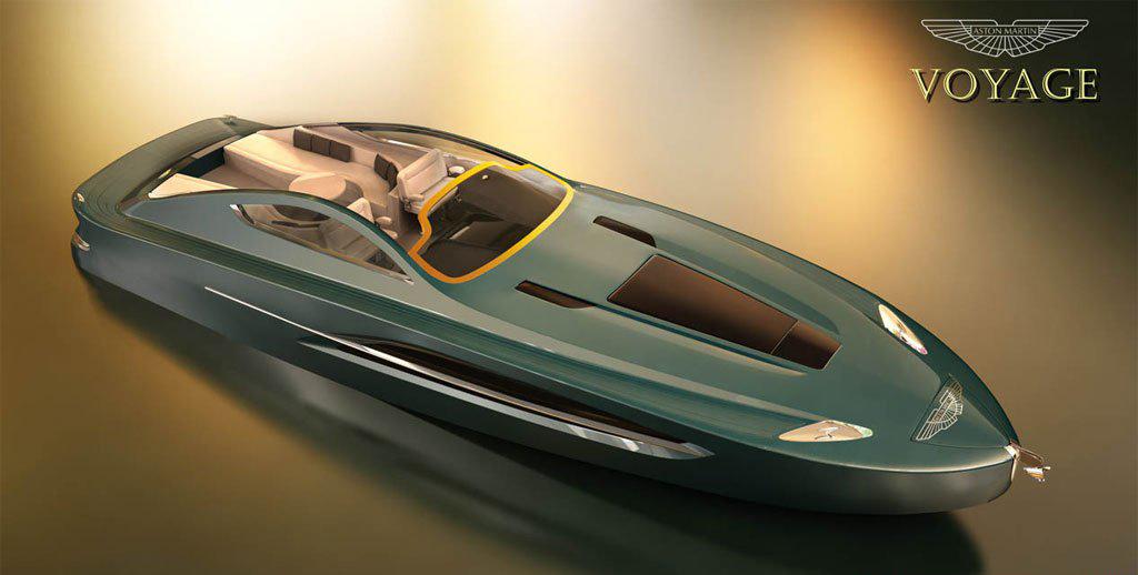 Photo of Denizde Aston Martin Esintisi: Voyage 55′