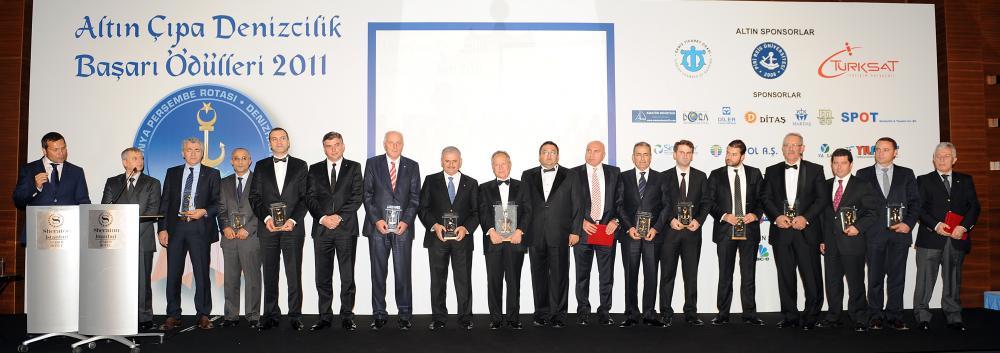 Photo of Çeşme Marina Altın Çıpa Ödülü Aldı