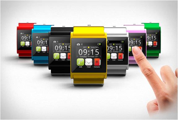 Photo of IM Watch – Dünyanın İlk Akıllı Saati