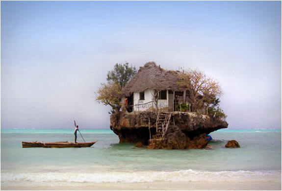Photo of Rock Restaurant – Zanzibar