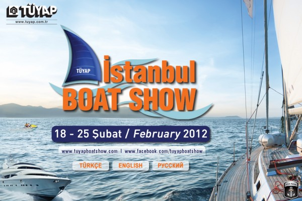 TÜYAP İstanbul Boat Show 2012
