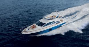 Azimut 60 - TÜYAP Boat Show 2012