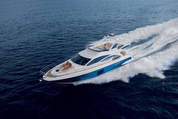 Photo of AZIMUT 45 ve 60 Türkiye'de ilk kez TÜYAP Boat Show'da