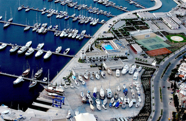 Photo of D-MARİN Marinalar Grubu TÜYAP Boat Show'da
