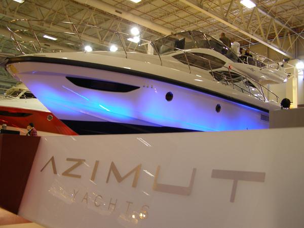 Photo of TÜYAP İstanbul Boat Show 2012 Kapılarını Açtı