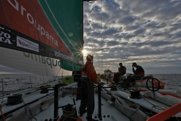 Photo of VOR 2012 – 4. Etap
