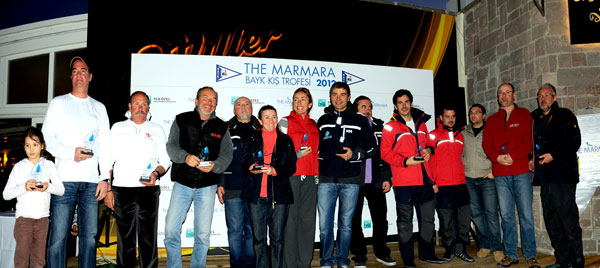 Photo of The Marmara BAYK Kış Trofesi III.Ayak