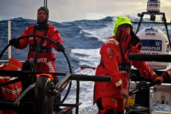 Photo of Volvo Ocean Race, Auckland Iataja Etabında Son Durum