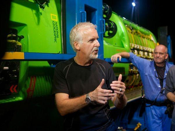 Photo of James Cameron'dan Deniz Altına 11 Kilometrelik Seyahat