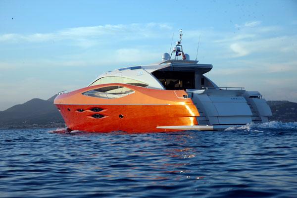 Photo of Numarine 78'HT Rio Boatshow'da