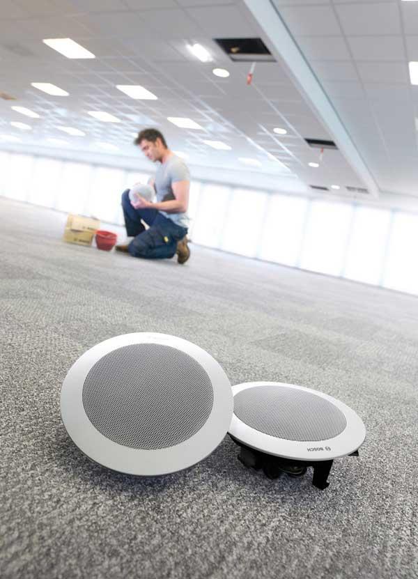 Photo of Bosch'dan yeni LC4 Serisi geniş açılı tavan tipi hoparlör modelleri
