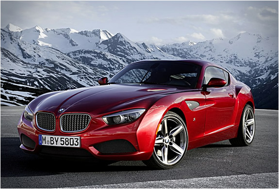 Photo of BMW Zagato Coupe