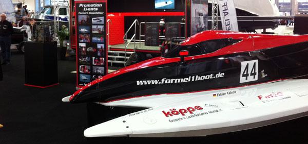Photo of Alman Kalsow F1h2O Yarışlarının Tanıtımı İçin Çalışıyor