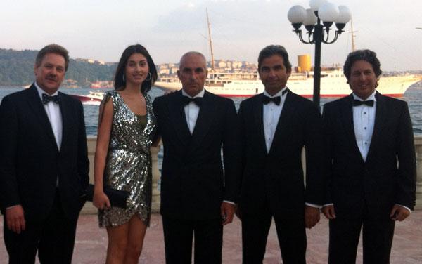 Photo of NIS Yatçılık, Kaiser ile Dünya Süperyat Ödüllerinde Podyumdaydı