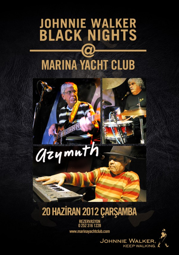 "Photo of Bodrum Marina'da Johnnie Walker ile ""Black Nights"" başlıyor"