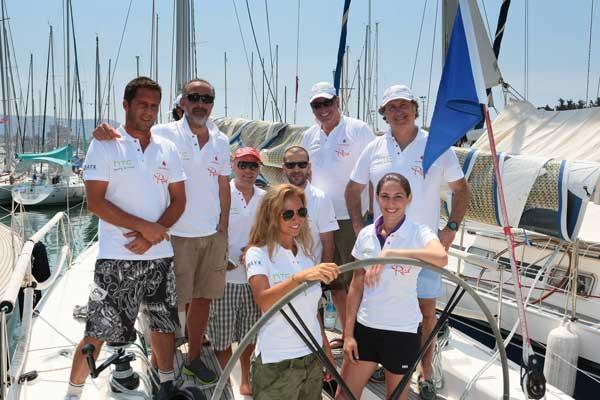 Photo of 'FAMOUS CUP' Yelken Yarışları 21 Tekne İle Start Aldı…