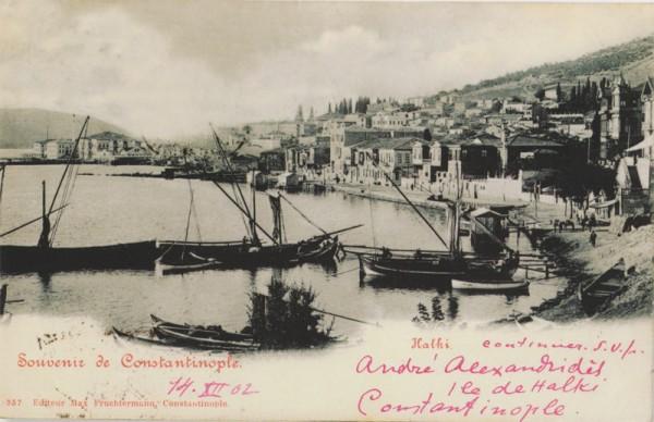 Photo of 19. yüzyılın sonlarından 20. yüzyılın ortalarına Heybeliada