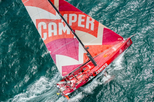Photo of Volvo Ocean Race – 8.Etap Başladı