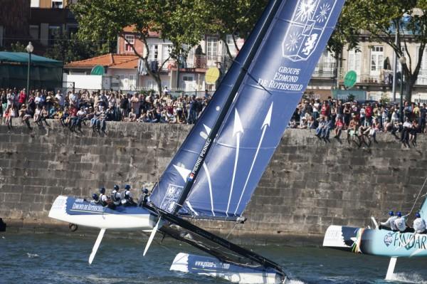 Photo of Extreme Sailing Series – Porto