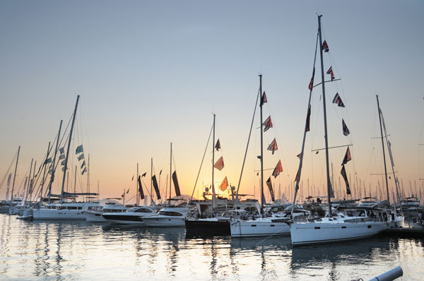 Photo of Uluslararası Bodrum Yacht Show 2012