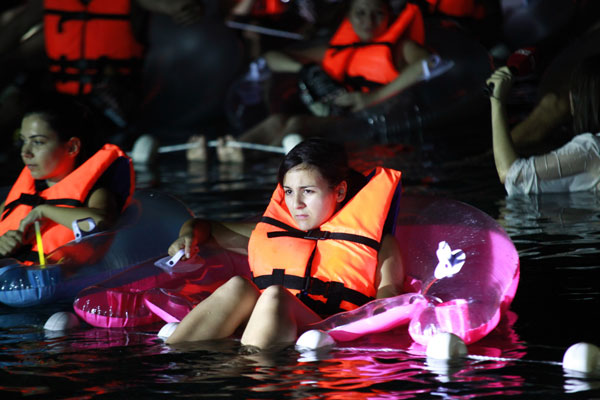 Photo of Antalya'da Jaws görüldü!