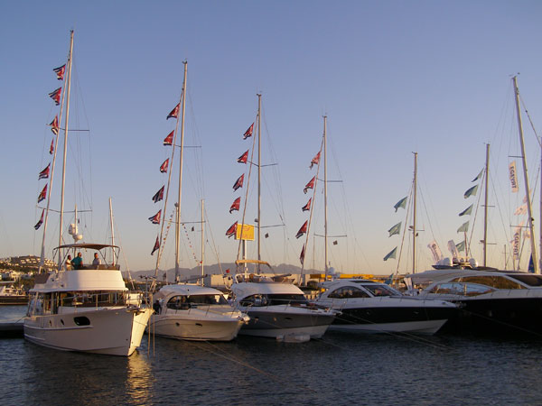 Photo of 2012 Bodrum Yacht Show D-Marin Turgut Reis'te Başladı