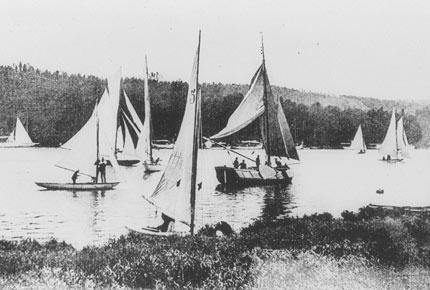 Photo of İlk Olimpik Yelken Yarışları