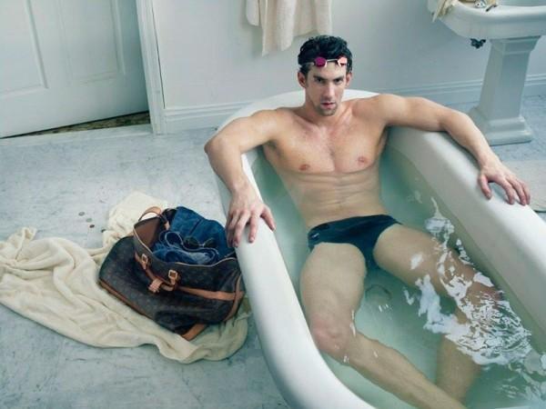 Photo of Michael Phelps Reklam Yıldızı Oldu