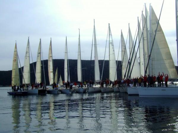 Photo of The Marmara BAYK Kış Trofesi 4. Ayak Yarışları Bodrum'da Başlıyor