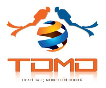 Photo of Ticari Dalış Merkezleri Derneği Logosu