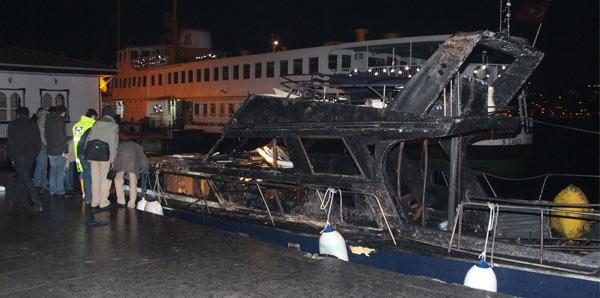 Photo of Arnavutköy'de yatta yangın faciası