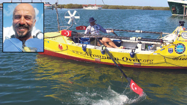 Photo of Türk Kürekçiye Başarı Ödülü