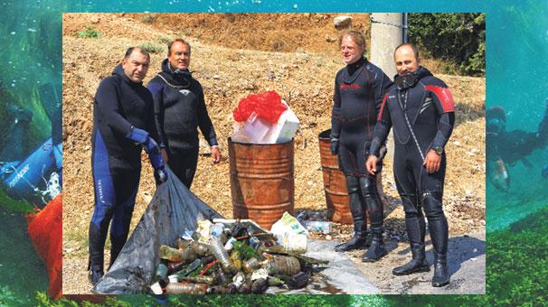 Photo of Saklı cennetten çöplük çıktı!