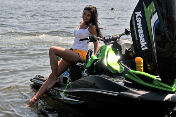 Photo of Aquabike 2013