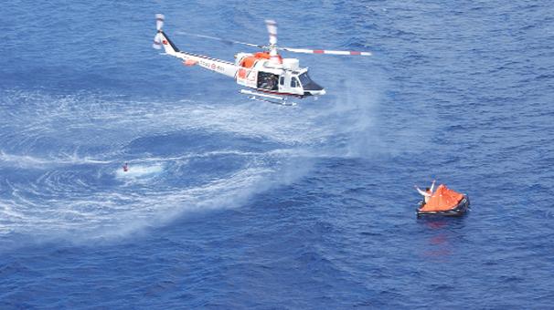 Photo of Korsanlar saldırdı balina çarptı