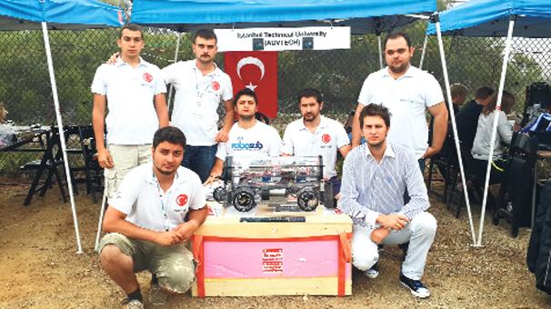 Photo of Sualtının en iyisi İTÜ'den!