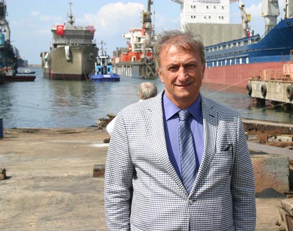 İstanbul Gemi ve Yat İhracatçıları Birliği Başkanı Başaran Bayrak