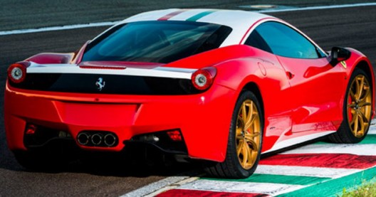 Photo of Ferrari 458 Italia Lauda Edition