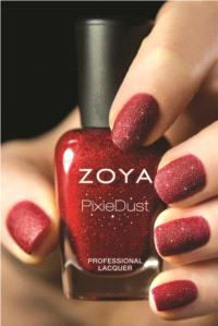 Photo of Farklı olmayı sevenlere, Zoya'nın dokulu Pixie Dust ojesi