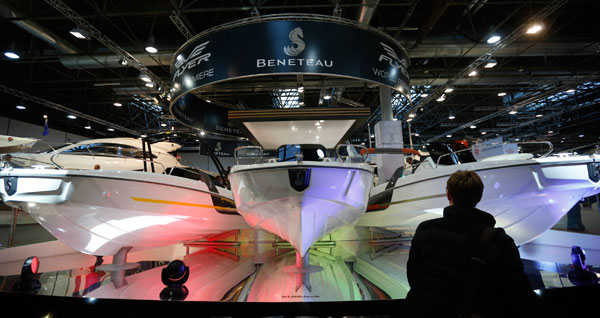Photo of Düsseldorf Boat Show 2014