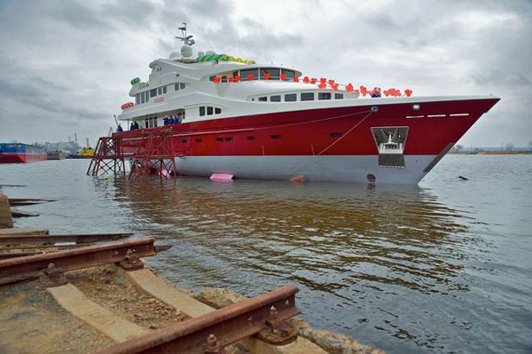 Photo of Artpolars Ukrayna'da Denize İndi
